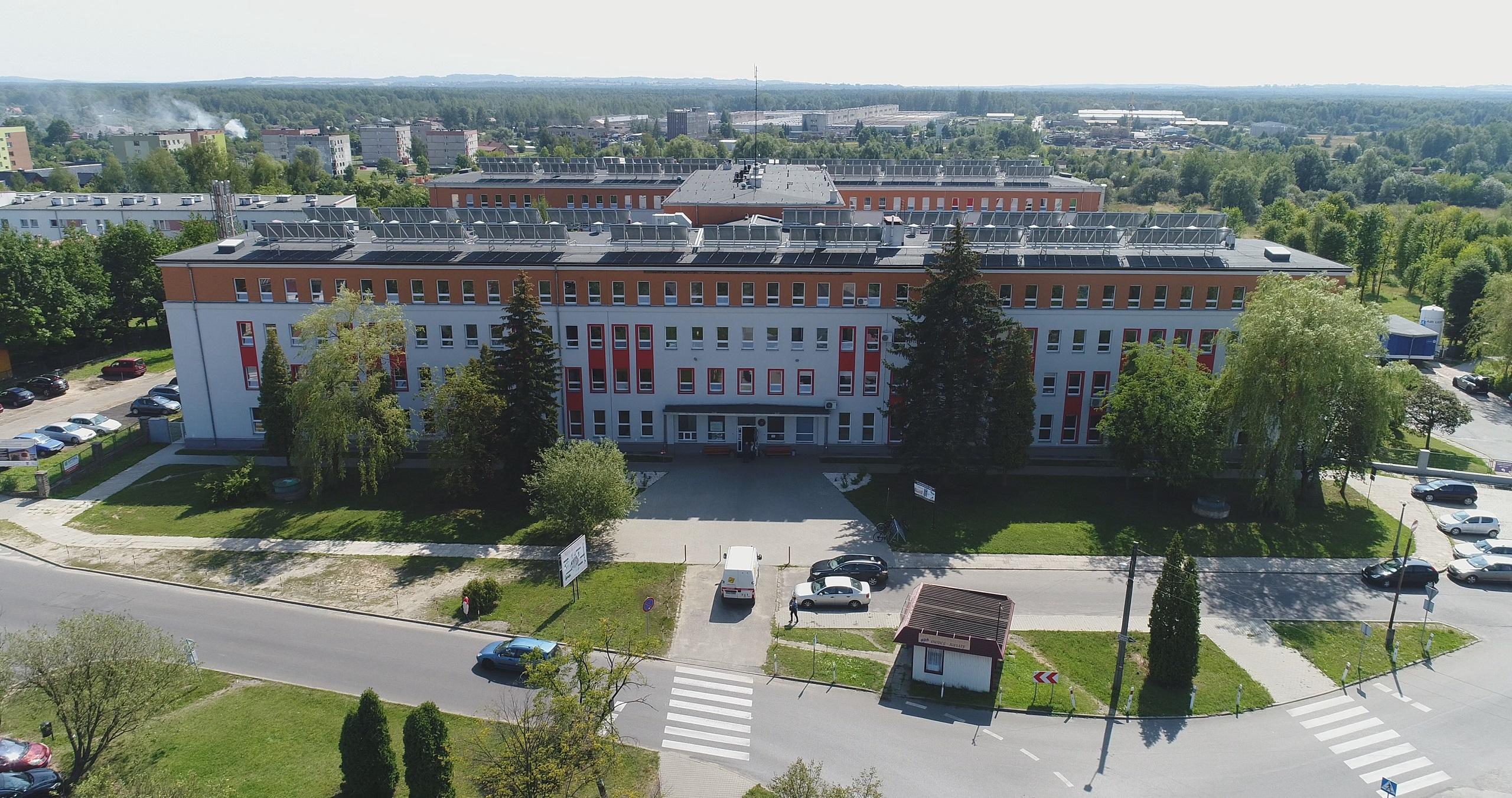 3,5 mln zł dla Szpitala