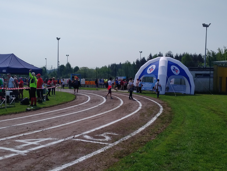 XI Międzynarodowa Olimpiada Sportowa z udziałem Szpitala Powiatowego w Zawierciu