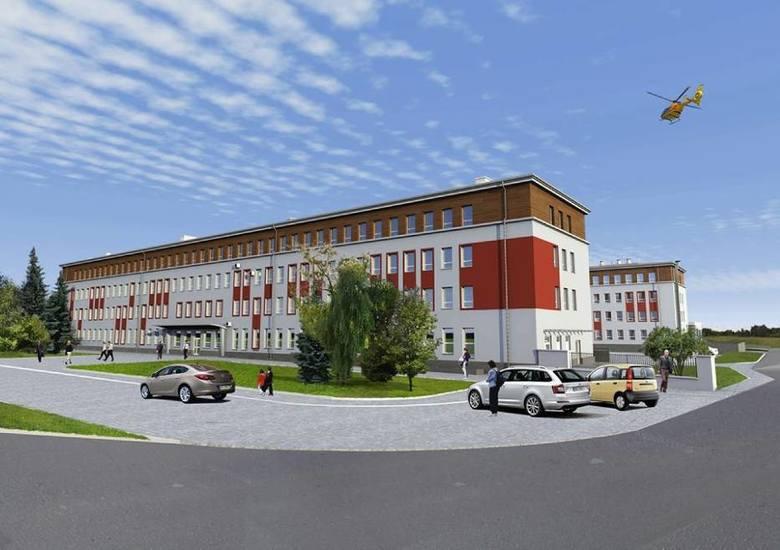 Szpital Powiatowy w Zawierciu zajął 21. miejsce w Polsce!