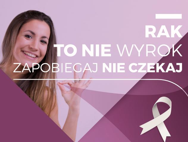 Szpital ropoczął realizację projektu ,,Skuteczna profilaktyka raka szyjki macicy szansą na życie