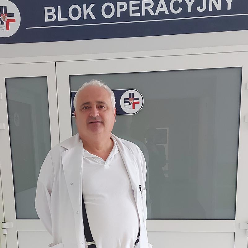dr hab. n. med Bogdan Chmiel