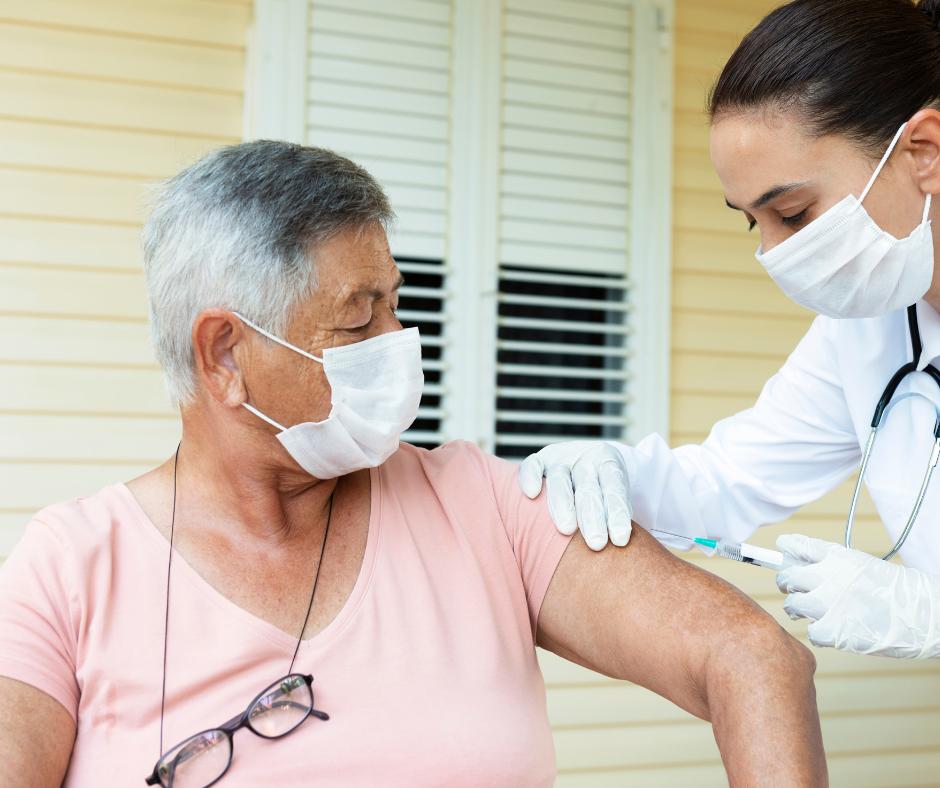 Szczepienia 3. dawką dla grup wskazanych przez Ministerstwo Zdrowia